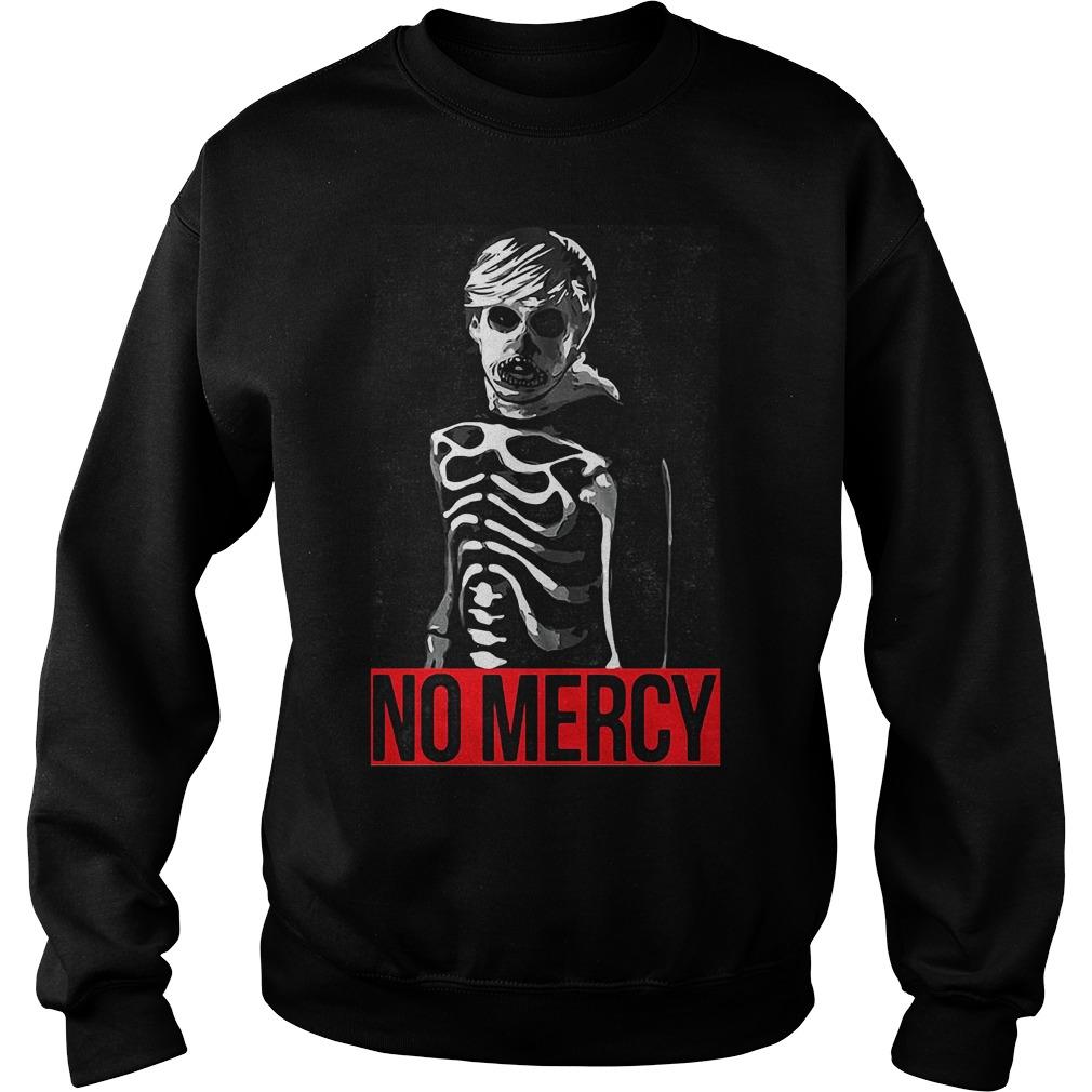 Karate Kid No Mercy Skeleton Sweatshirt