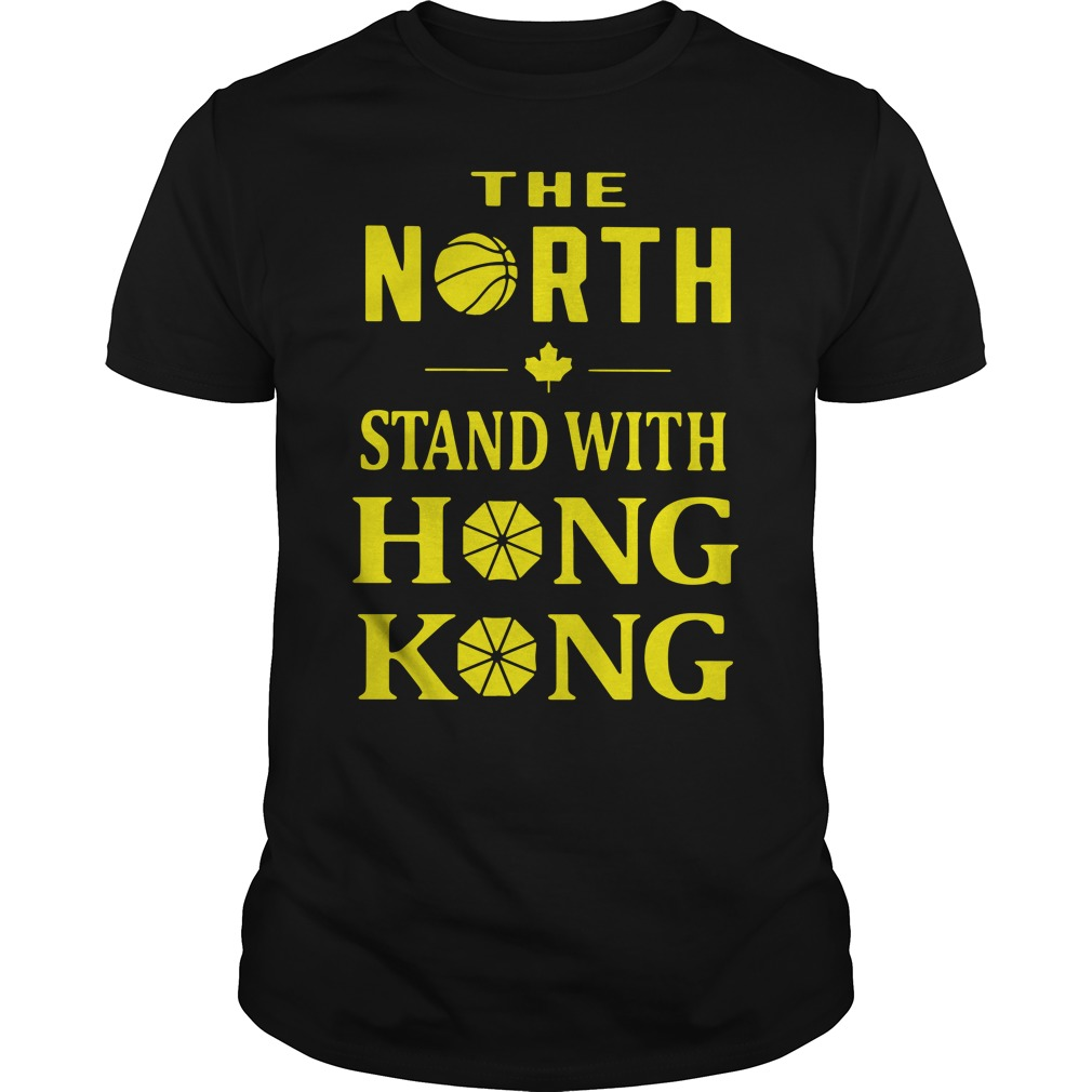 The North Stand With Hong Kong Guys Shirt