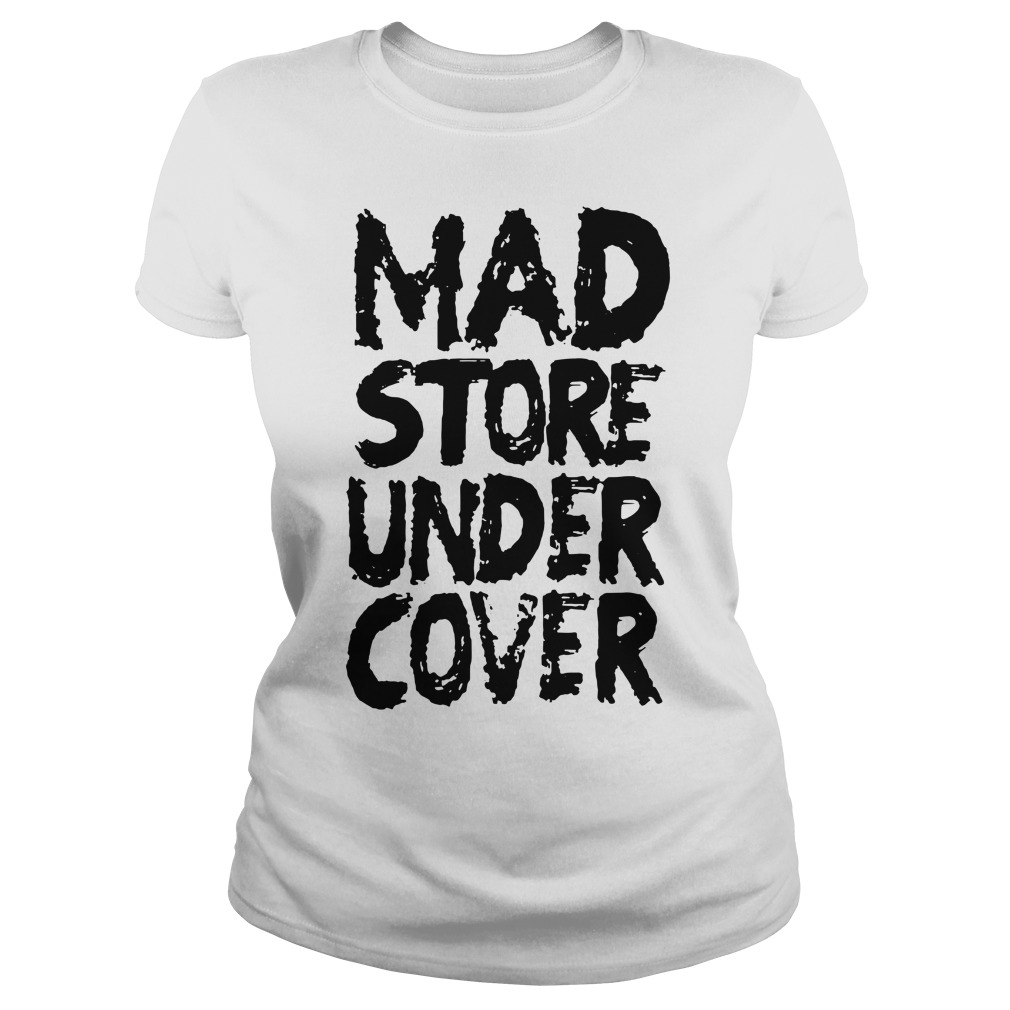 Official Madstore Undercover Ladies Shirt