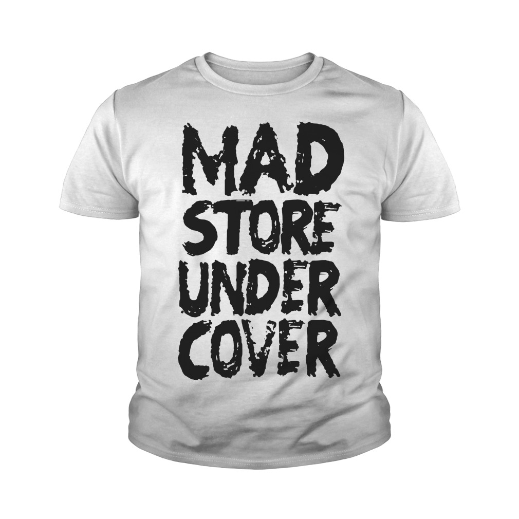 Official Madstore Undercover Youth Shirt