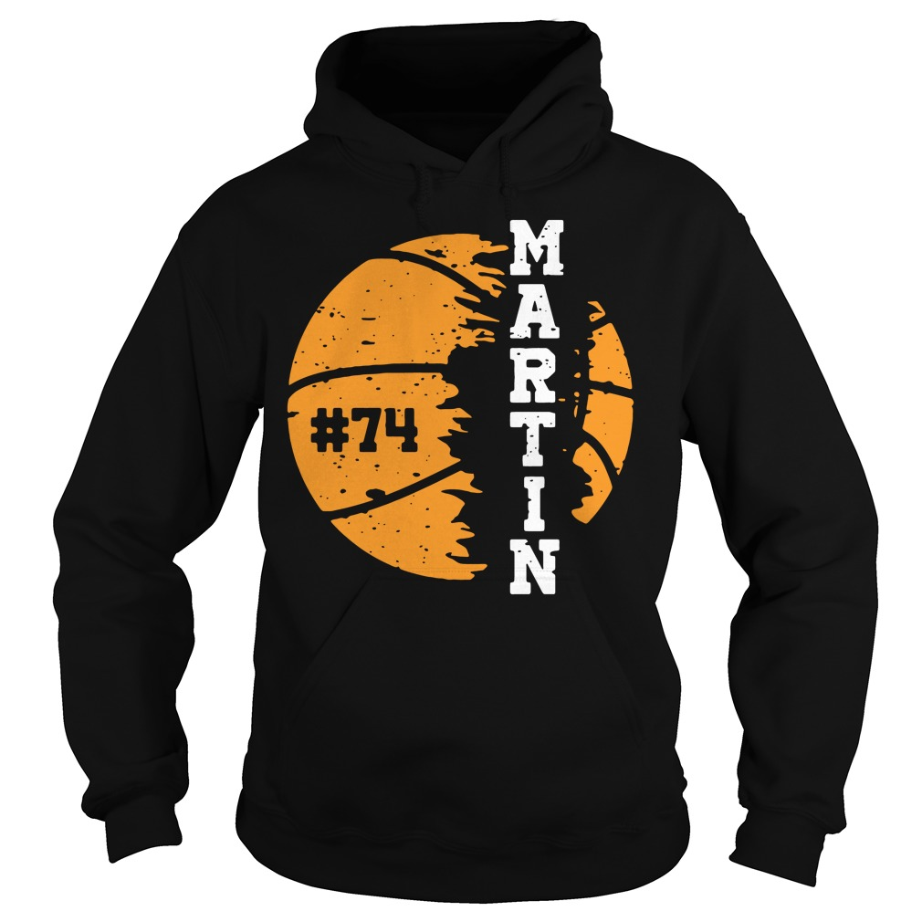 Official Martin 74 Hoodie