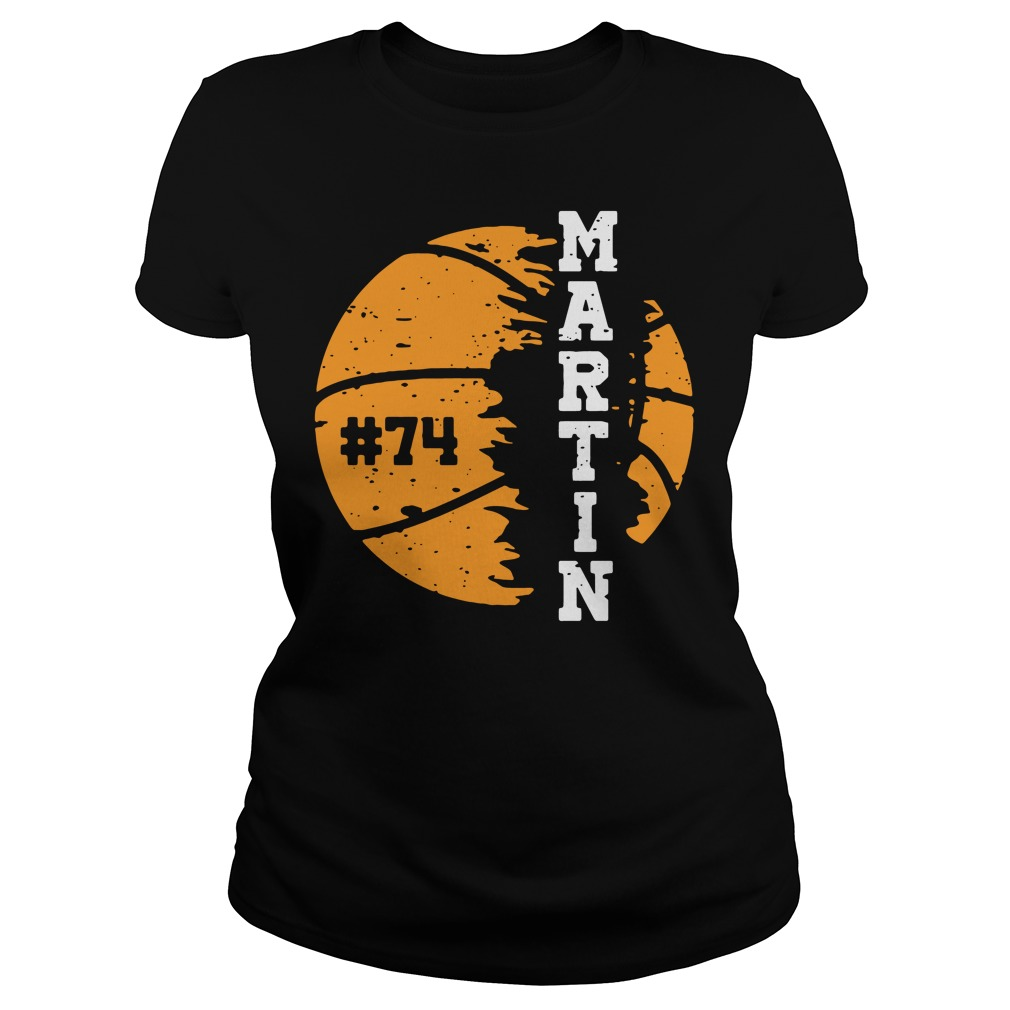 Official Martin 74 Ladies Shirt
