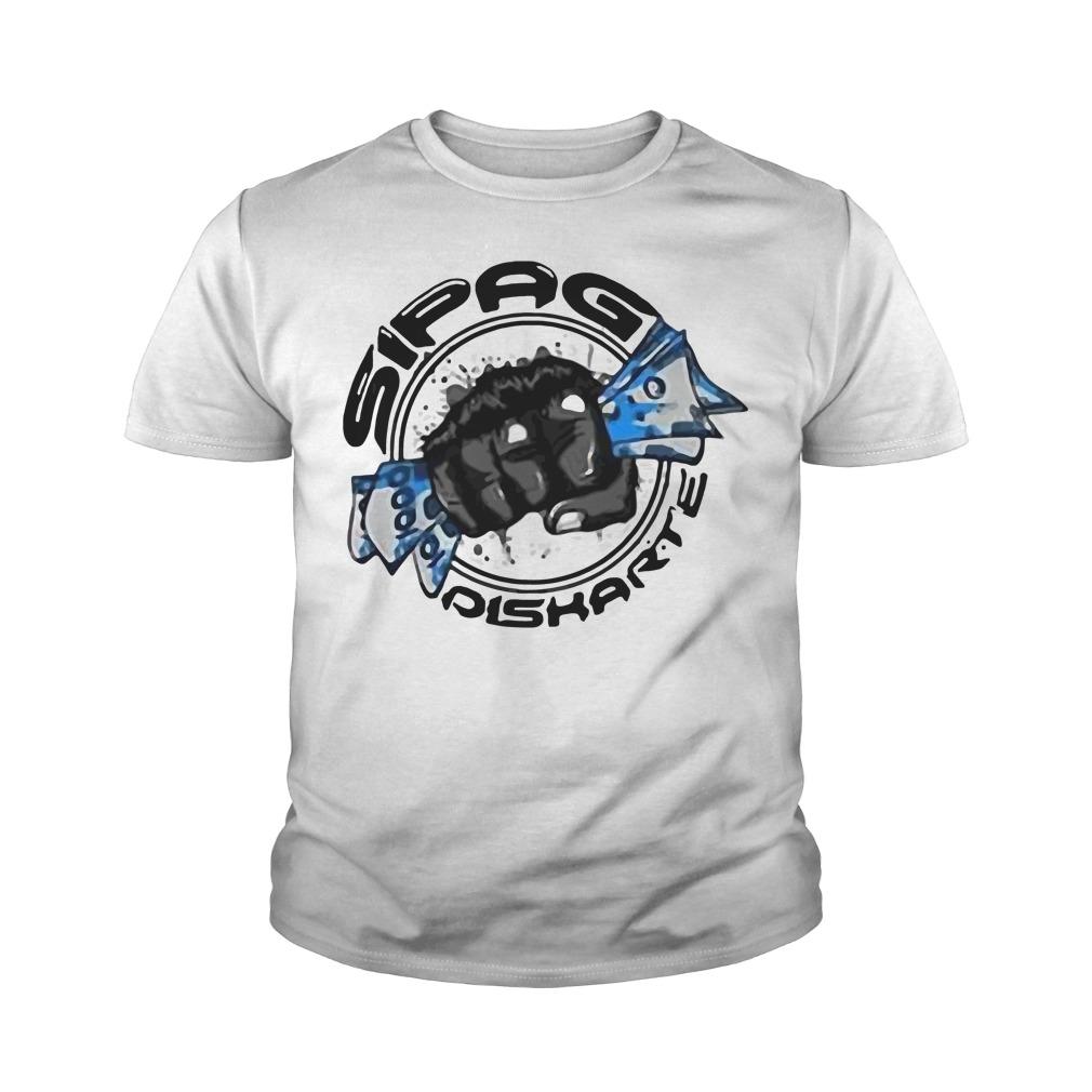 Official Sipag Diskarte Youth Shirt