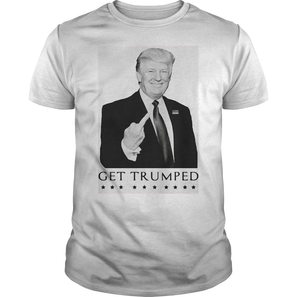 Official Trump Birdie Get Trumped Guys Shirt