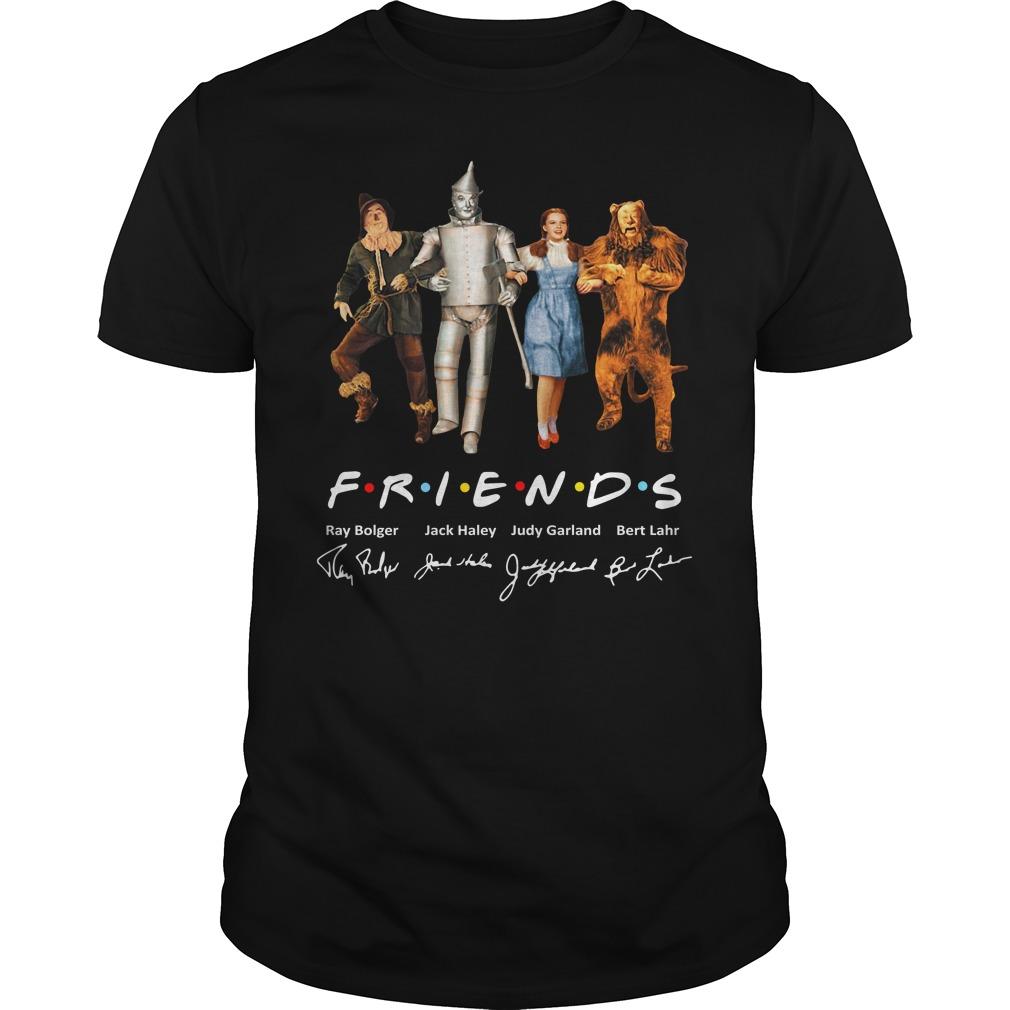 The Wizard Of Oz Friends Signature Guye Shirt