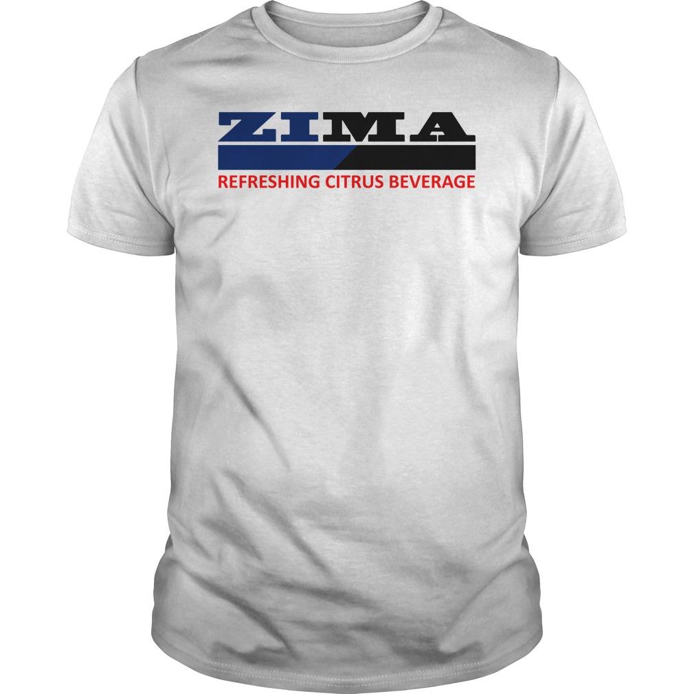 Zima Original Logo Guys Shirt