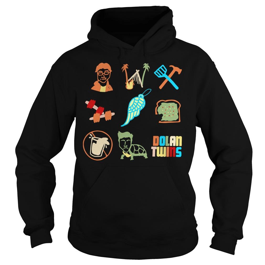 Ethan Dolan Meme Dolan Twins Shirt hoodie