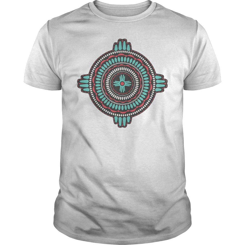 New Mexico Zia Symbol Shirt
