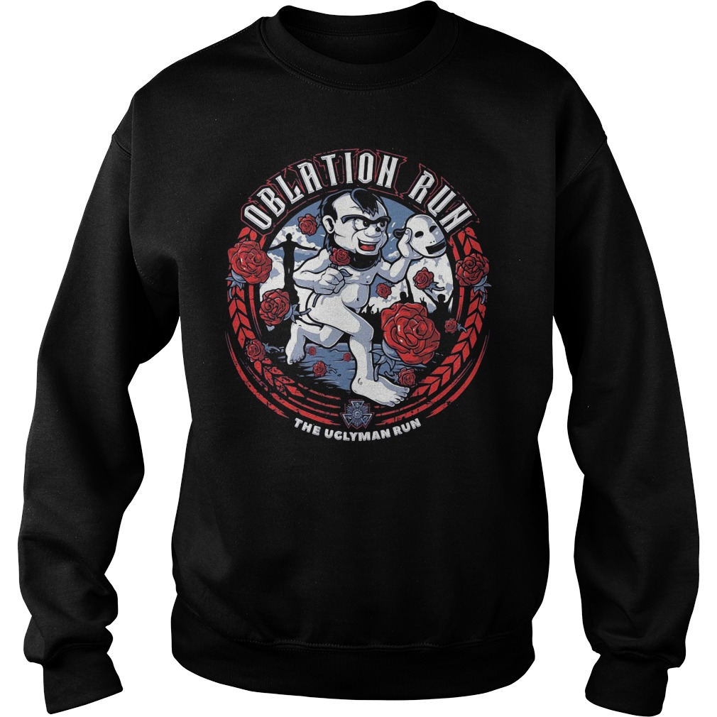 Oblation Run The Uclyman Run Shirt sweater