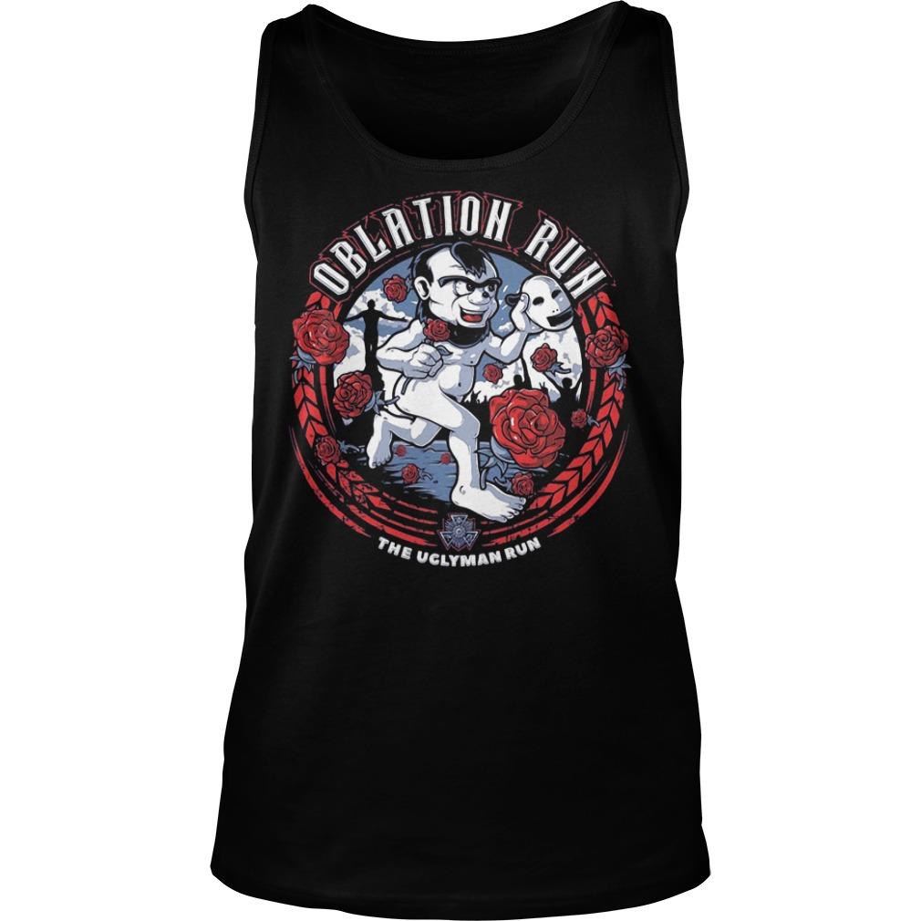 Oblation Run The Uclyman Run Shirt tank top