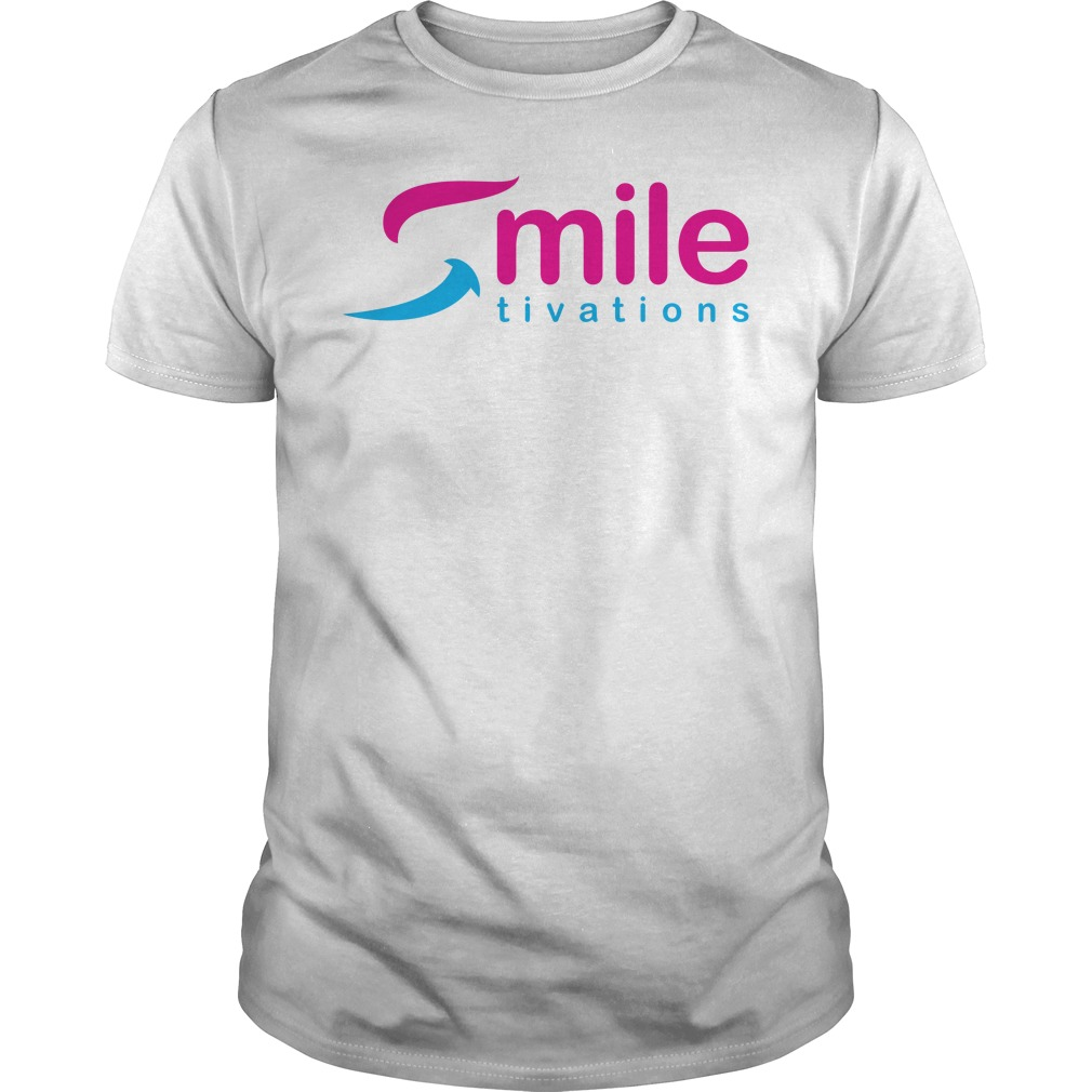 Official Smile Tivations Shirt