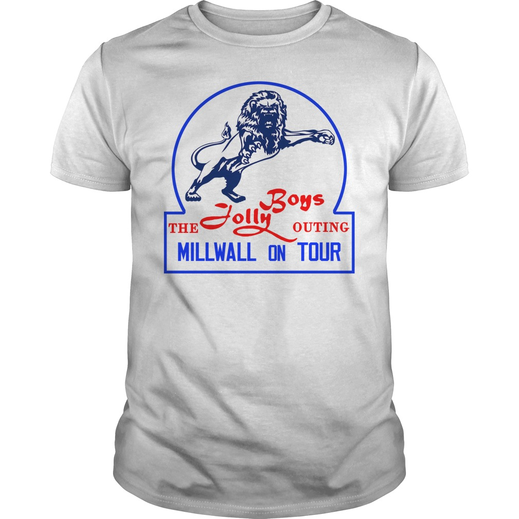 The Jolly Boys Outing Millwall On Tour Shirt