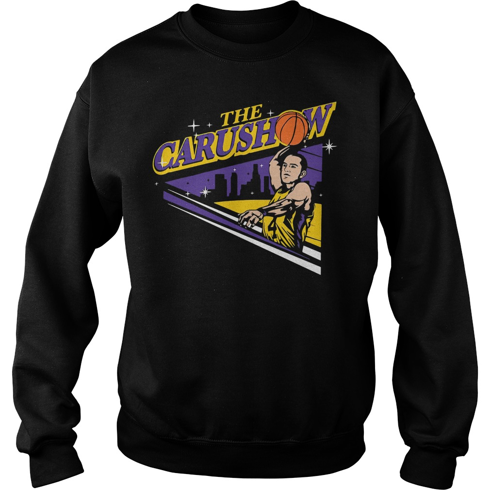 Alex Caruso The Carushow Collection Shirt sweater