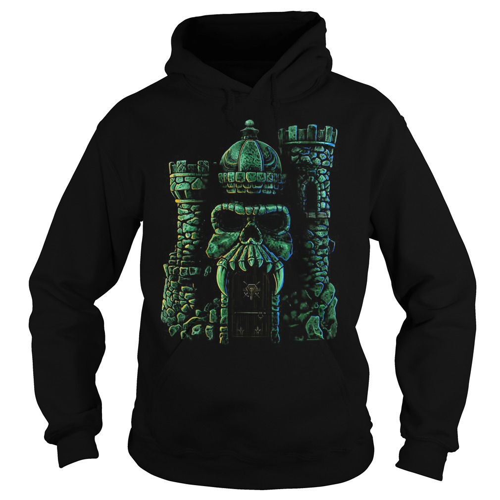 Classic Castle Grayskull Masters Of The Universe Shirt hoodie