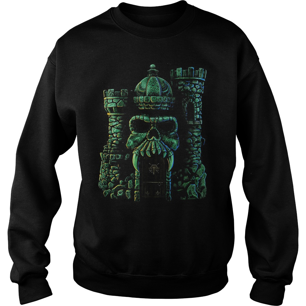 Classic Castle Grayskull Masters Of The Universe Shirt sweater