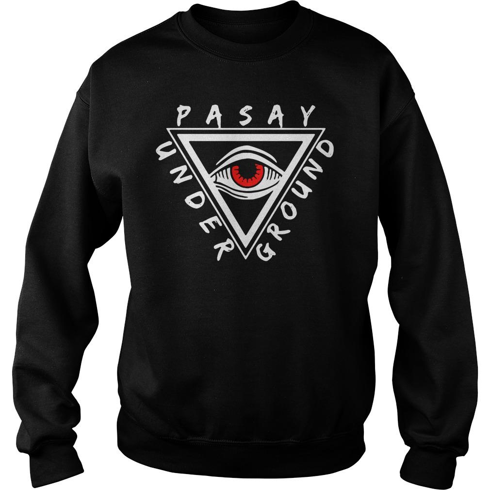 Pasay Under Ground Shirt sweater