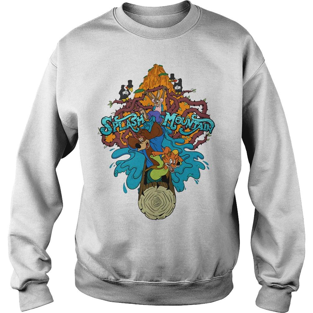 Official Splash Mountain Shirt, Ladies tee, Hoodie, Tank top and Sweater Trending Design Shirt