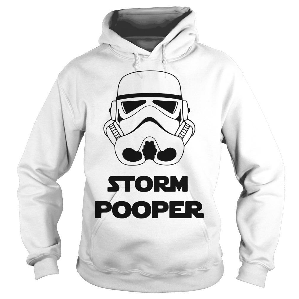 Star Wars Storm Pooper Shirt hoodie