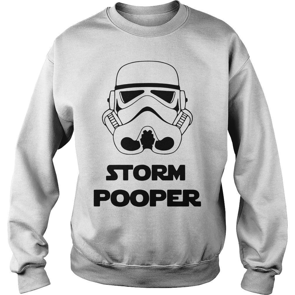Star Wars Storm Pooper Shirt sweater