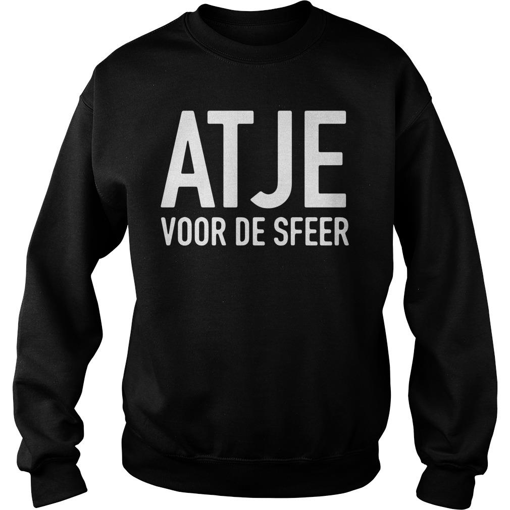 Atje Voor De Sfeer Shirt sweater