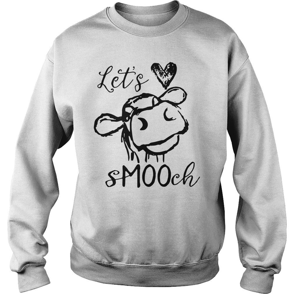 Let's Smooch Shirt sweater