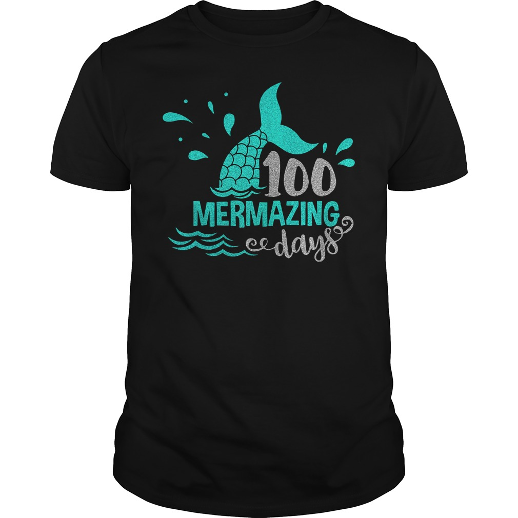 100 Mermazing Days Shirt