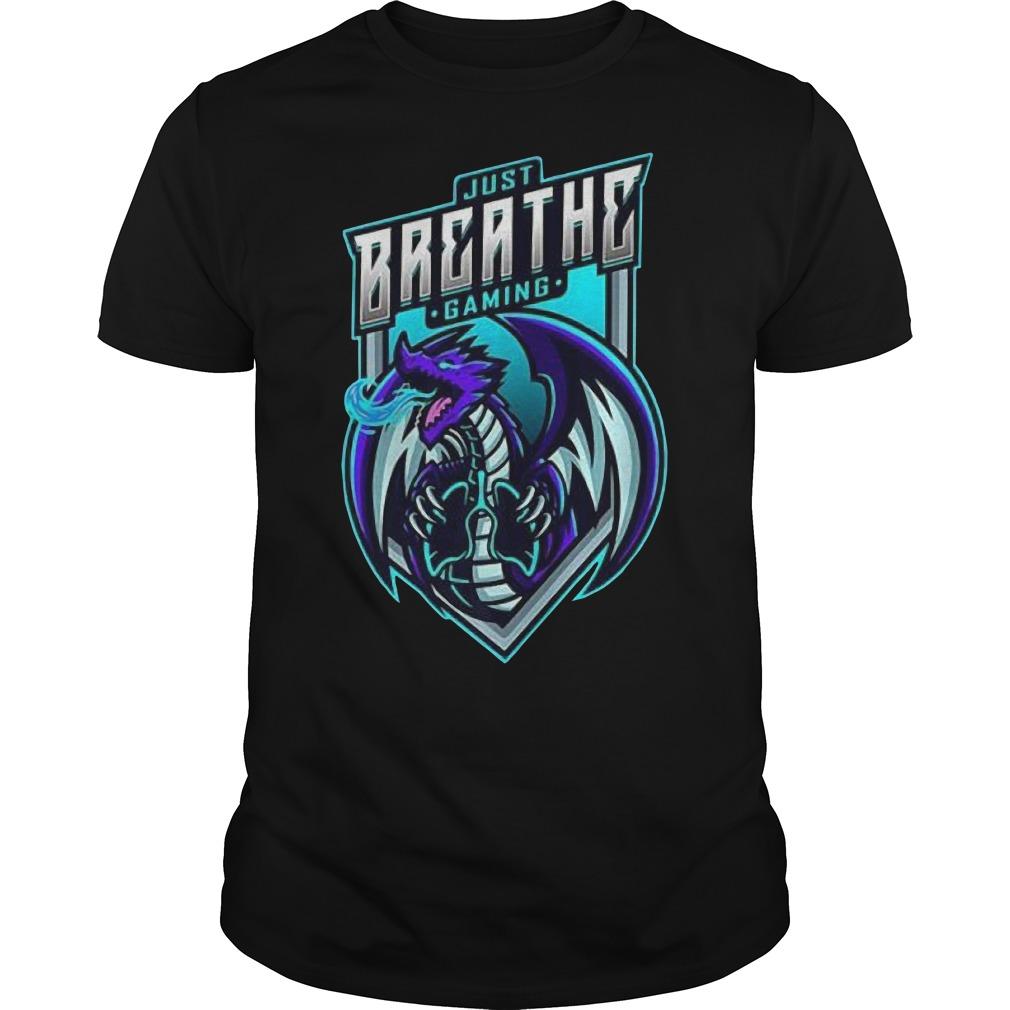 Game4CF Breathing Dragon Shirt