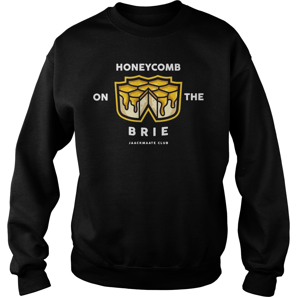Honeycomb On The Brie Jaackmaate Club Shirt sweater
