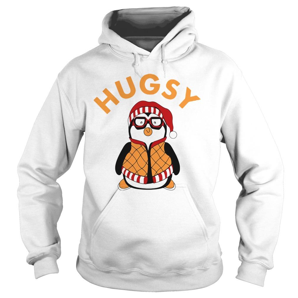 Joey's Friend Hugsy Penguin Shirt hoodie