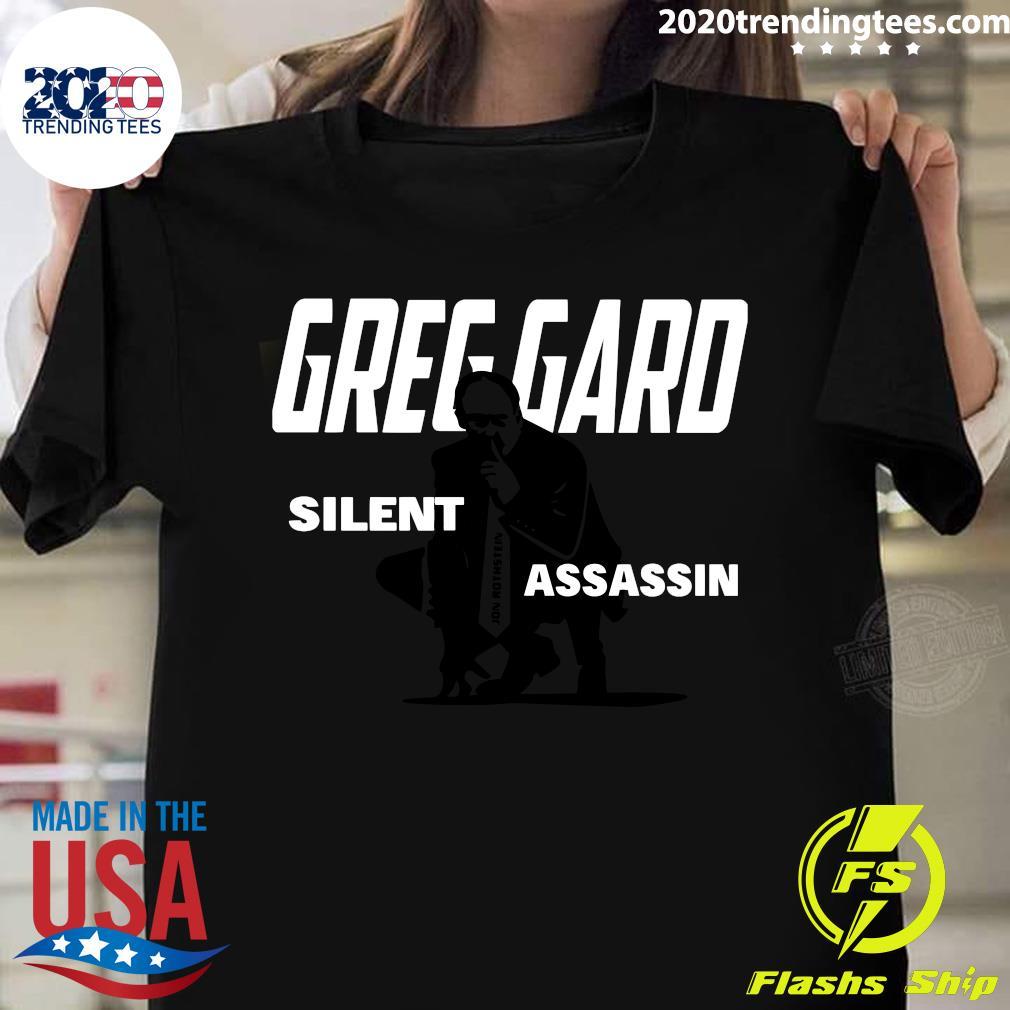 Greg Gard Silent Assassin Shirt