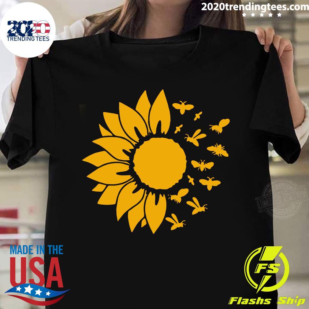Official Sunflower Bee Shirt