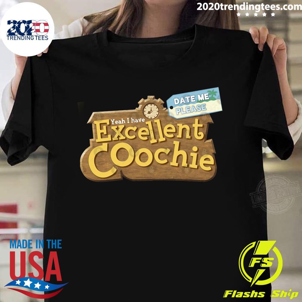 Best Coochie in Town Shirt