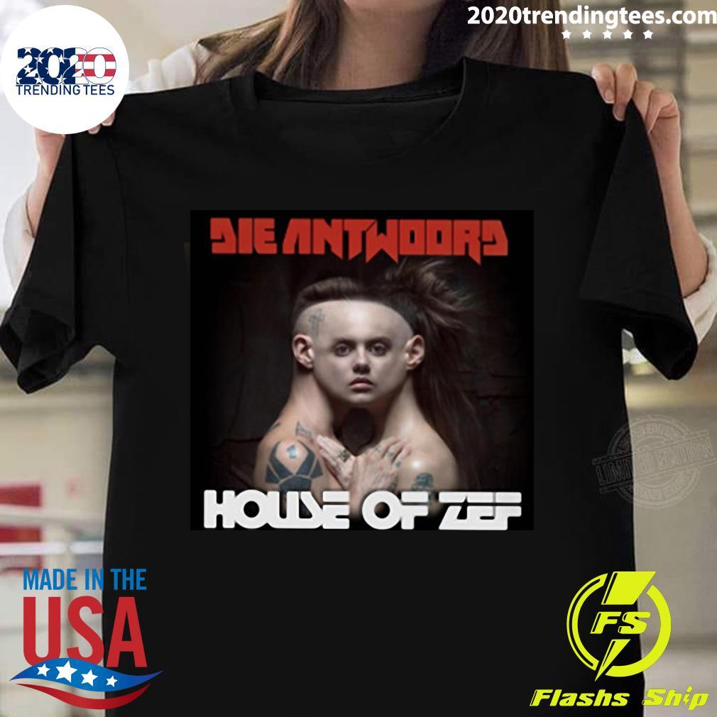 Die Antwoord House Of Zef Shirt