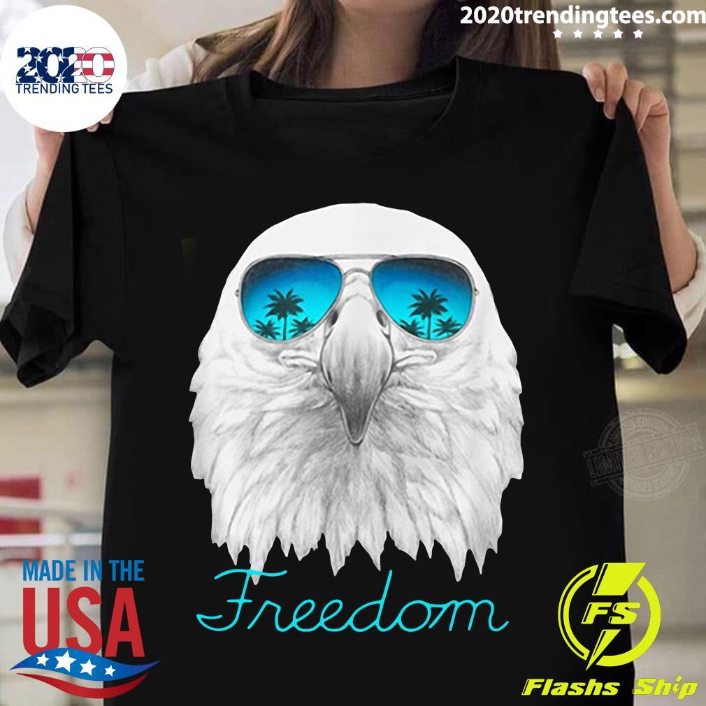 Freedom Eagle with Sunglasses Shirt