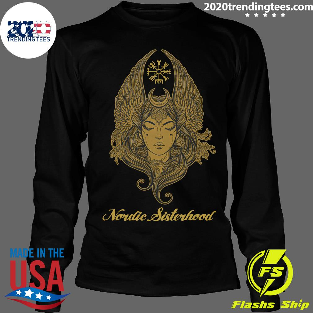 Official Nordic Sisterhood Shirt Longsleeve