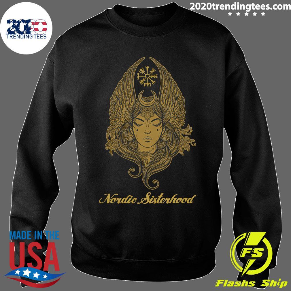 Official Nordic Sisterhood Shirt Sweater