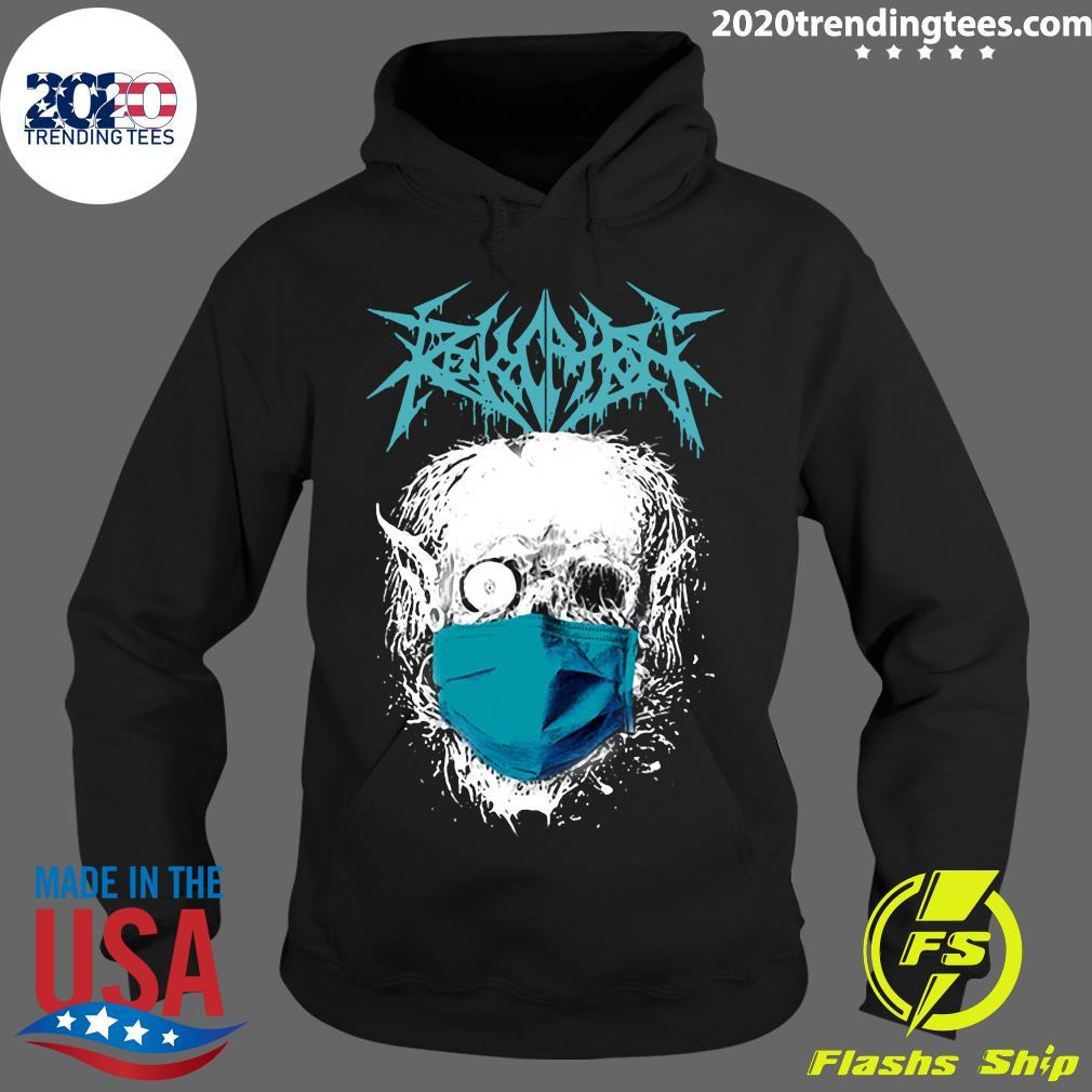 Revocation Stay Home Skull Shirt Hoodie