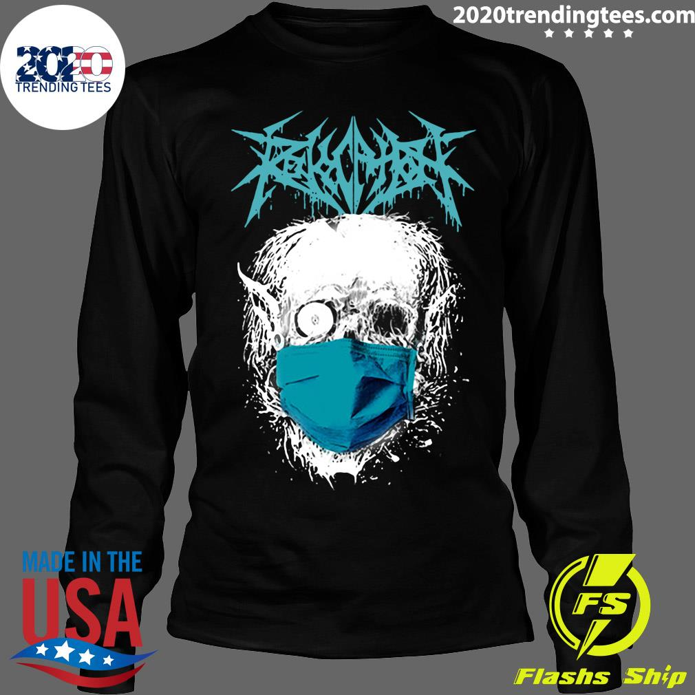Revocation Stay Home Skull Shirt Longsleeve
