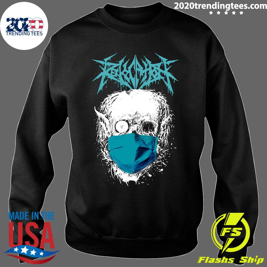 Revocation Stay Home Skull Shirt Sweater