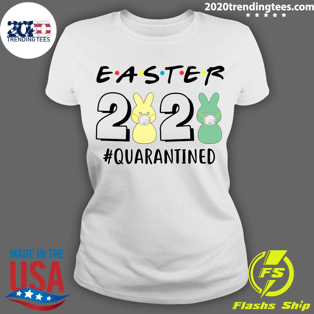 Easter 2020 Quarantined Shirt - 2020 Trending Tees