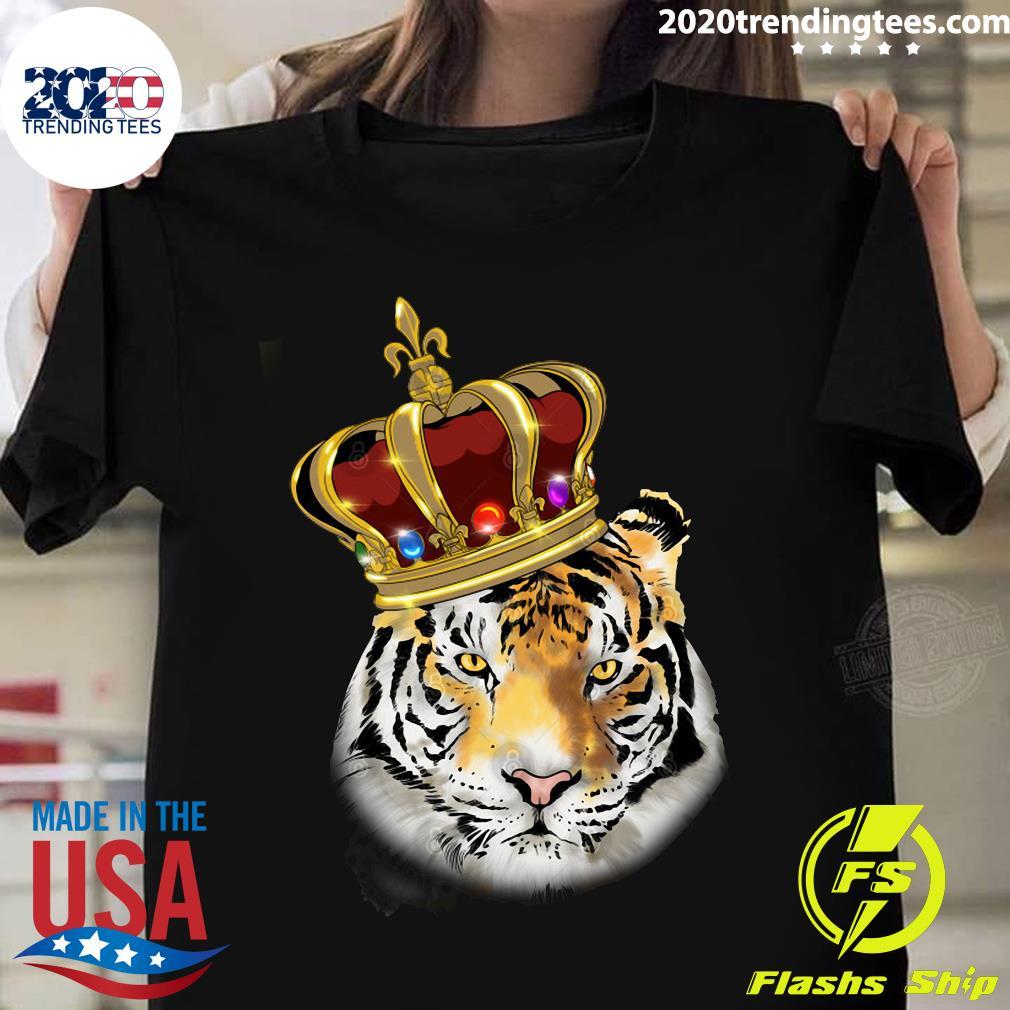 King Tiger Kinder Shirt