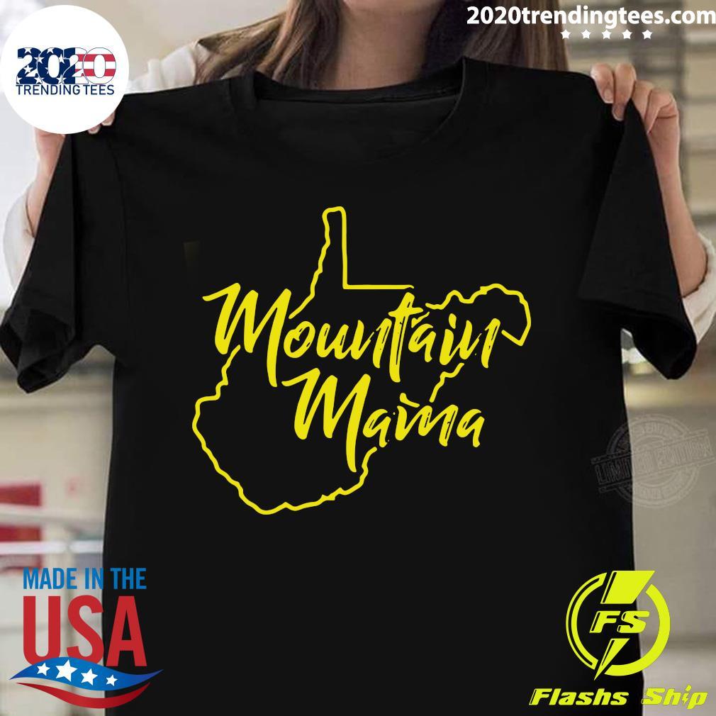Mountain Mama West Virginia Shirt