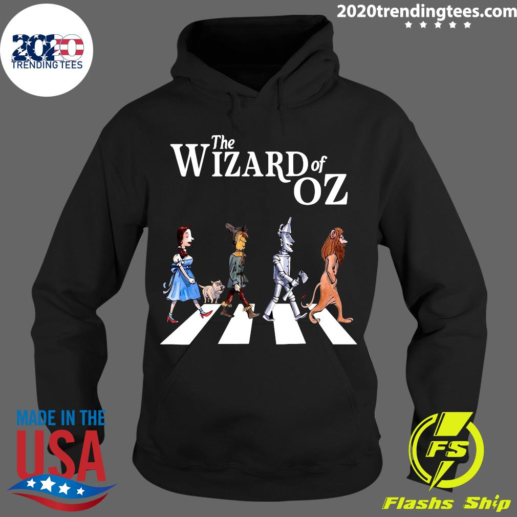 The Wizard Of Oz Shirt Hoodie