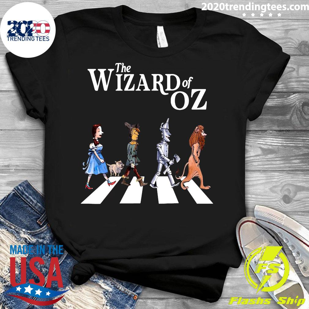 The Wizard Of Oz Shirt Ladies tee