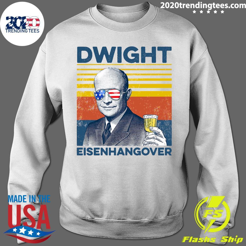 Beer Dwight Eisenhangover Shirt Sweater