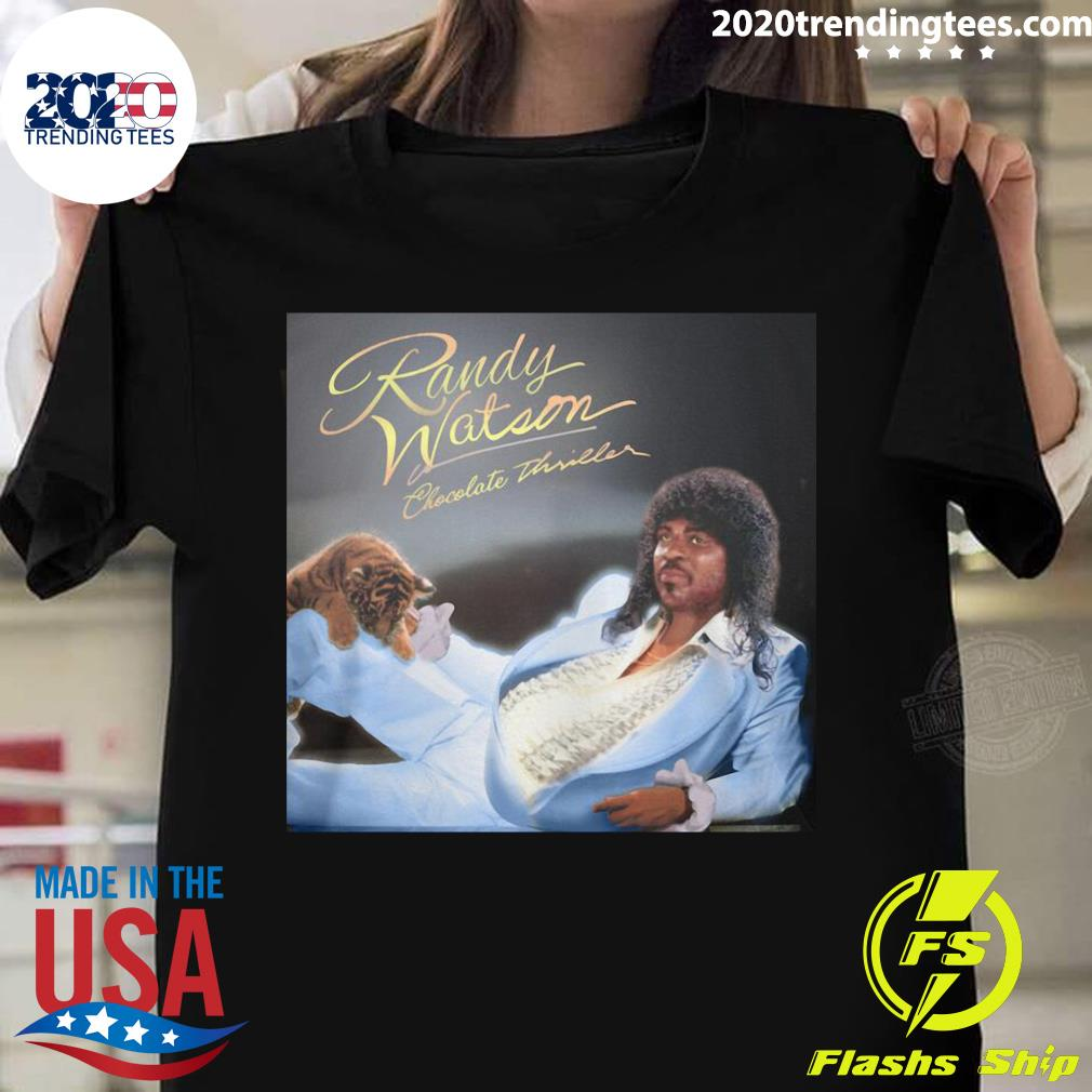Randy Watson Chocolate Thriller Shirt