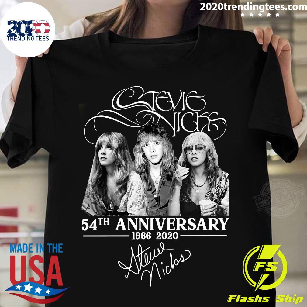 Stevie Nicks 54th Anniversary 1966 2020 Shirt