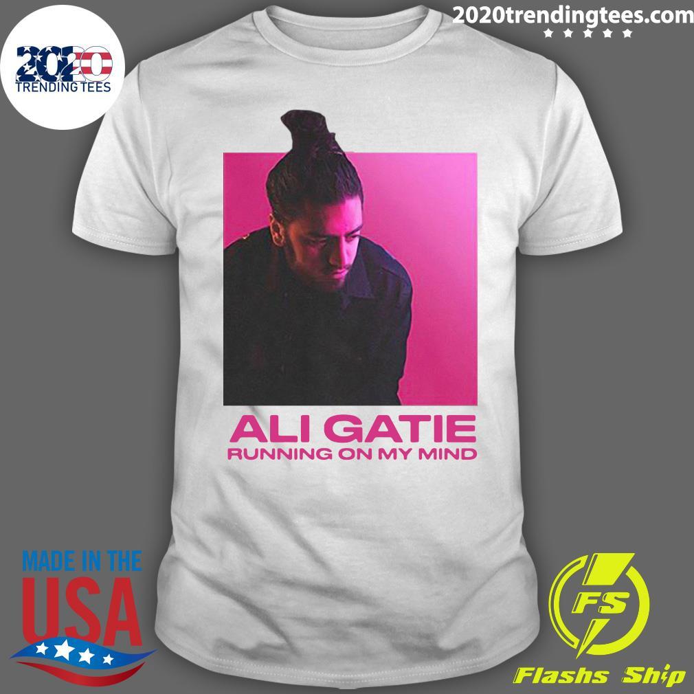 Ali Gatie - Running On My Mind Shirt