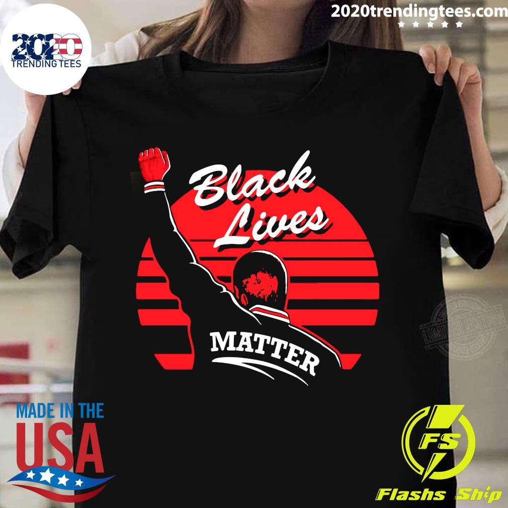 Black Lives Matter in Jollyville Shirt