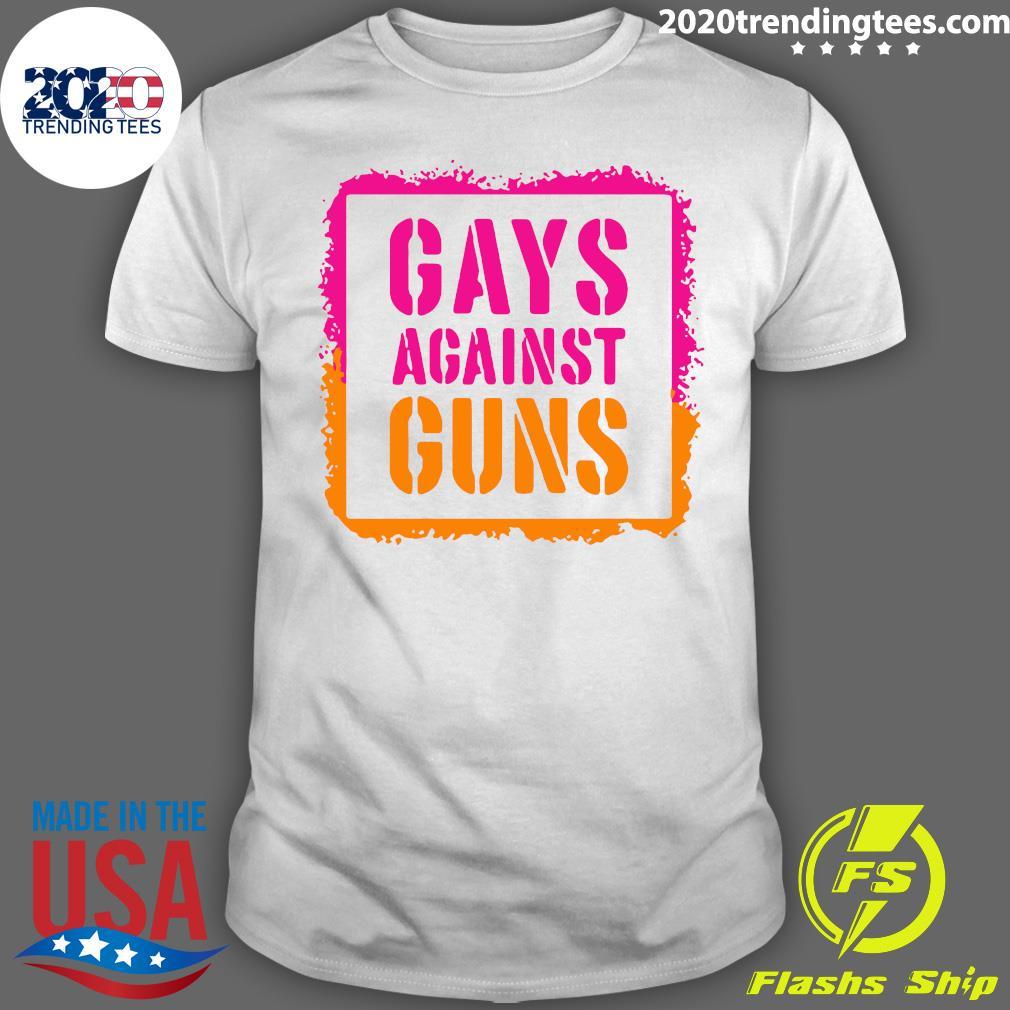 Gays Against Guns Shirt